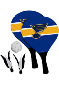 St Louis Blues Paddle Birdie Tailgate Game