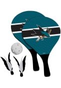 San Jose Sharks Paddle Birdie Tailgate Game