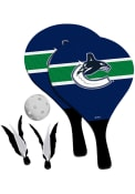 Vancouver Canucks Paddle Birdie Tailgate Game