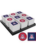 Arizona Wildcats Tic Tac Toe Tailgate Game