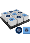 New York City FC Tic Tac Toe Tailgate Game