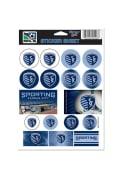 Sporting Kansas City 5x7 Souvenir Stickers