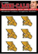 Missouri Western Griffons 6 Pack Tattoo