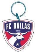 FC Dallas Premium Acrylic Keychain