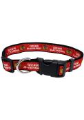 Chicago Blackhawks Adjustable Pet Collar