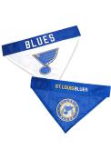 St Louis Blues Reversible Pet Bandana