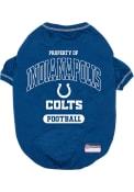 Indianapolis Colts Team Logo Pet T-Shirt