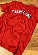 Cleveland Indians Nike Logo Legend T Shirt - Red