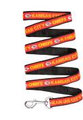 Kansas City Chiefs Team Logo Pet Leash