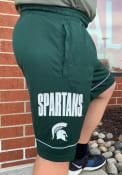 Michigan State Spartans Nike Fast Break Shorts - Green
