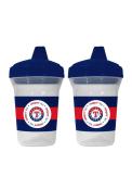 Texas Rangers Baby 2 Pack 5 oz. Bottle - Blue