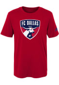 FC Dallas Boys Squad Primary T-Shirt - Red