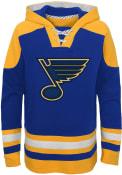 St Louis Blues Boys Ageless Must have Hooded Sweatshirt - Blue