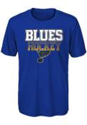 St Louis Blues Boys Elite T-Shirt - Blue