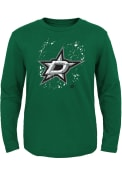Dallas Stars Boys Deconstructed T-Shirt - Kelly Green