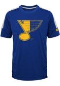 St Louis Blues Boys Power T-Shirt - Blue