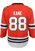 Patrick Kane Chicago Blackhawks Boys 2019 Home Hockey Jersey - Red