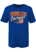 FC Cincinnati Boys Activate T-Shirt - Blue