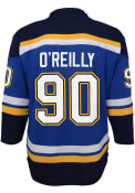 Ryan O'Reilly St Louis Blues Toddler 2020 Home Hockey Jersey - Blue