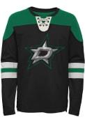 Dallas Stars Youth Goaltender Crew Sweatshirt - Kelly Green