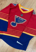 St Louis Blues Boys Special Edition Hockey Jersey - Red