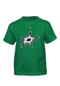 Tyler Seguin Dallas Stars Boys Green Boys 4-7 Seguin T-Shirt