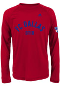 FC Dallas Youth Squared Ring T-Shirt - Red