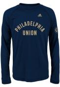 Philadelphia Union Boys Navy Blue Squared Ring T-Shirt