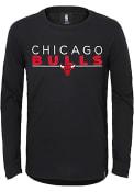 Chicago Bulls Youth Tactical T-Shirt - Black