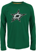 Dallas Stars Youth Grinder T-Shirt - Green