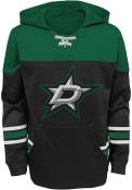 Dallas Stars Boys Freezer Hooded Sweatshirt - Black