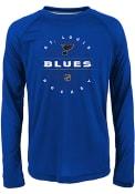 St Louis Blues Boys Power Play T-Shirt - Blue