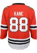 Patrick Kane Chicago Blackhawks Boys 4-7 Replica Hockey Jersey - Red