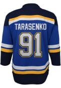 Vladimir Tarasenko St Louis Blues Boys 4-7 Replica Hockey Jersey - Blue