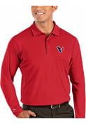 Houston Texans Antigua Tribute Polo Shirt - Red