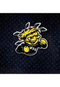 Wichita State Shockers Steel Logo Magnet