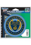 Philadelphia Union Indoor/Outdoor Magnet