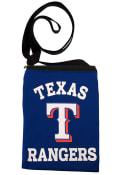 Texas Rangers Gameday Pouch Womens Purse