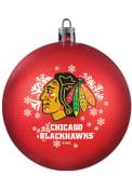 Chicago Blackhawks Shatterproof Ornament