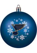 St Louis Blues Shatterproof Ball Ornament
