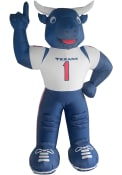 Houston Texans Blue Outdoor Inflatable 7 Ft Team Mascot