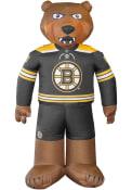 Boston Bruins Black Outdoor Inflatable 7 Ft Team Mascot