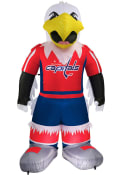 Washington Capitals Red Outdoor Inflatable 7 Ft Team Mascot