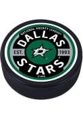 Dallas Stars Gear Textured Hockey Puck