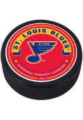 St Louis Blues Reverse Retro Rinkside Hockey Puck
