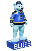 St Louis Blues 12 Mascot Garden Statue