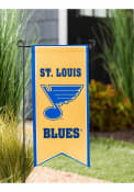 St Louis Blues Banner Garden Flag