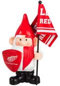 Detroit Red Wings Flag Holder Gnome