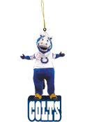 Indianapolis Colts Mascot Statue Ornament