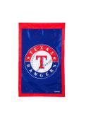 Texas Rangers Applique Banner
